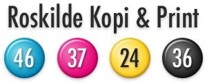 Roskilde Kopi & Print Logo